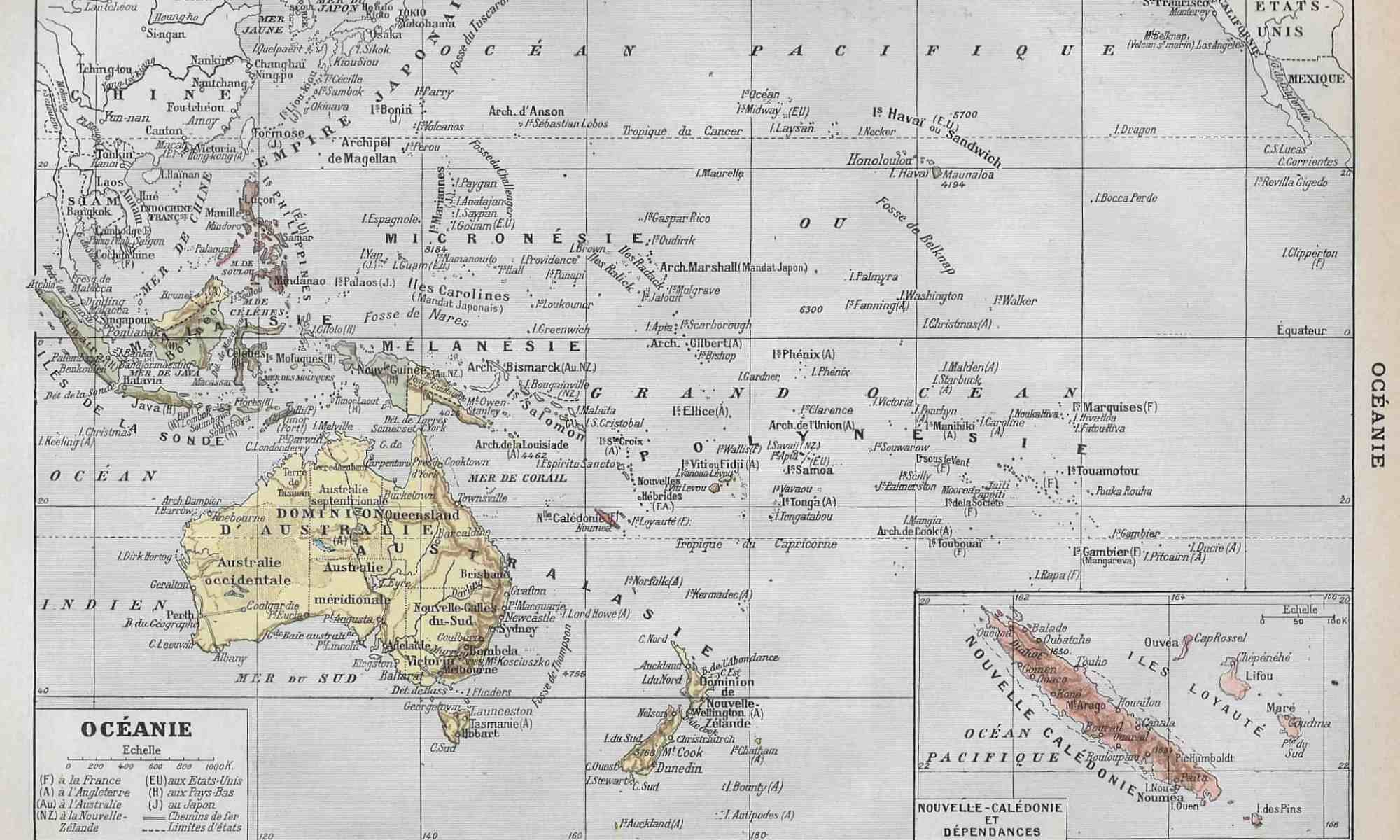 #2940 Oceania 1922