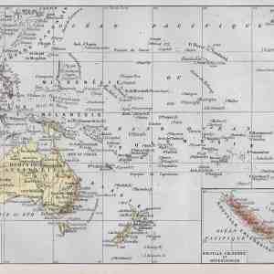 #2940 Oceania, 1922