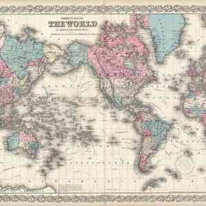 #3723 The World, 1861