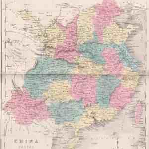 #2062 China, circa 1860