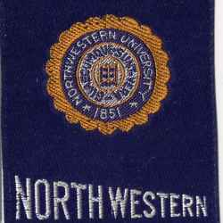#2688 Northwestern 1910