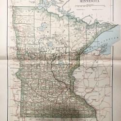 #3266 Minnesota 1891a
