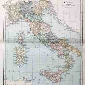 #3294 Italy, 1894