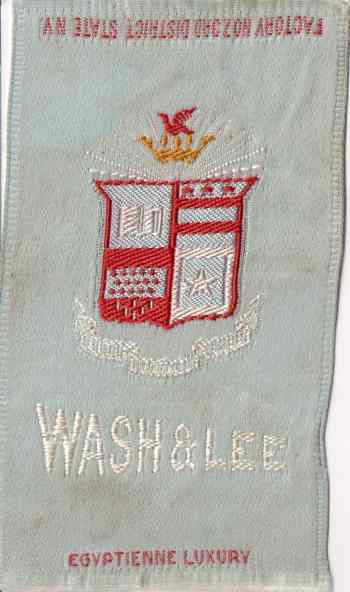 #3608 Washington & Lee 1910