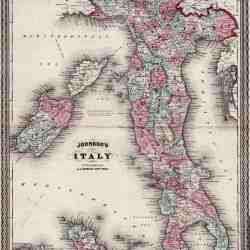 #3695 Italy 1863