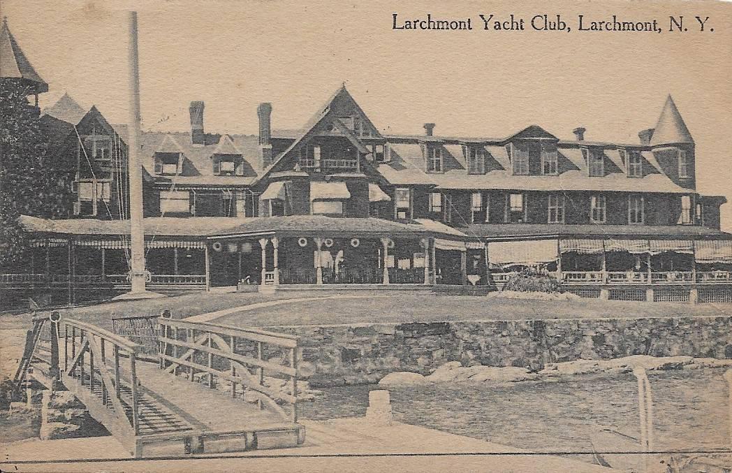 #4204 Larchmont Yacht Club 1911