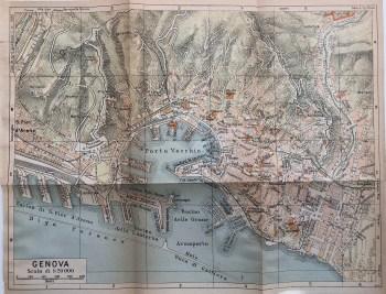 #4911 Genoa 1949