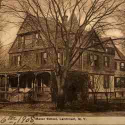 #5275 Manor School Larchmont 1908