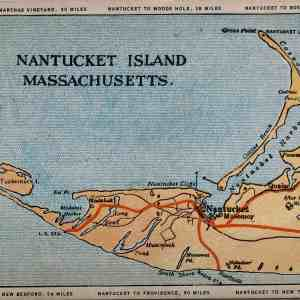 #5288 Nantucket Island, 1932