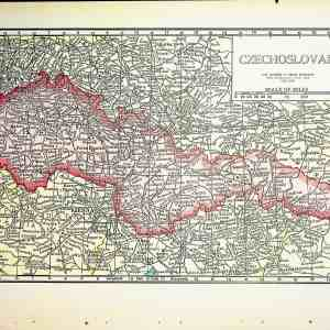 #2496 Czechoslovakia circa 1919