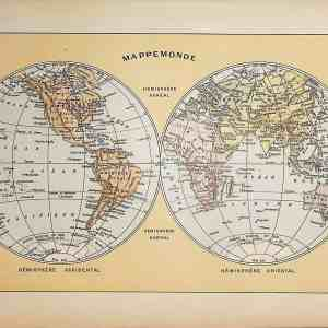 #2943 Hemispheres, 1922