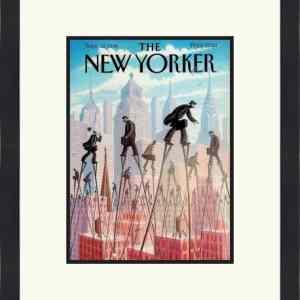 Original New Yorker Cover September 12, 1994