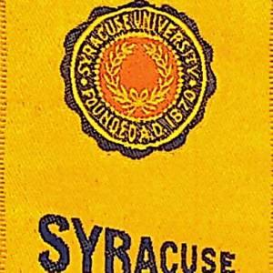 #5384 Syracuse tobacco silk, 1910