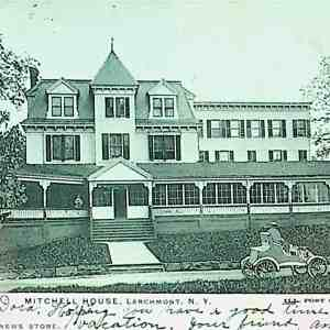 #5480 Mitchell House, Larchmont 1905