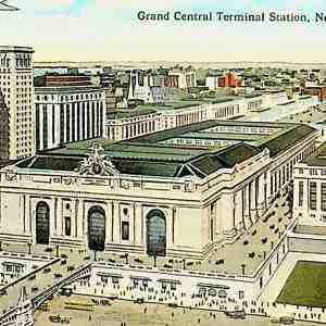 #5582 Grand Central Terminal, ca late1910s