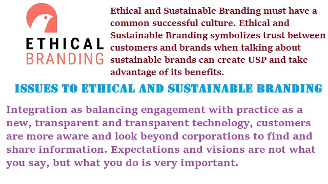 Ethical and Sustainable Branding