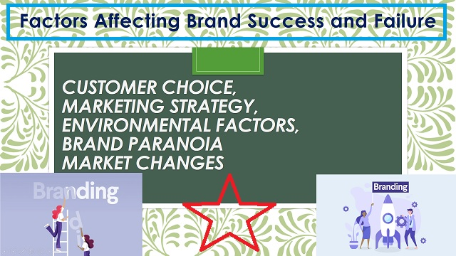 Factors Affecting Brand Success and Failure
