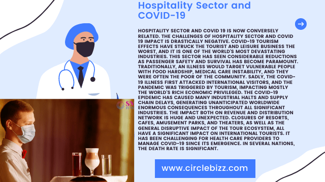 Hospitality Sector and COVID 19