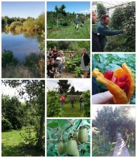 Voedselbos inspiratietour België en Frankrijk