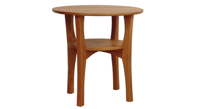 Circle Furniture - Verdana Round End Table