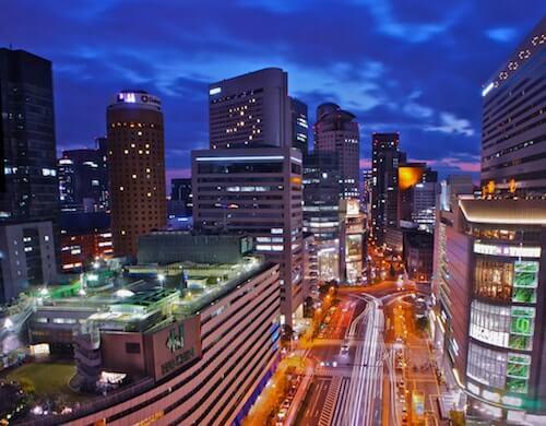 Osaka blogs