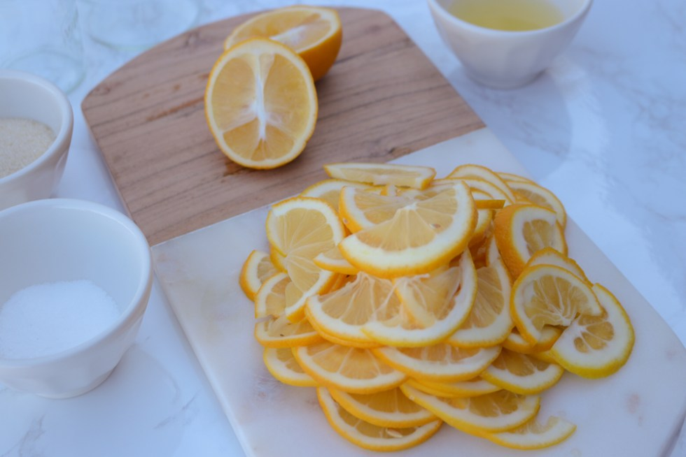 Preserved Meyer Lemons - Having these in your pantry can help you endless pantry dinners quickly and easily. These take less than 15 minutes to make. | circleofeaters.com