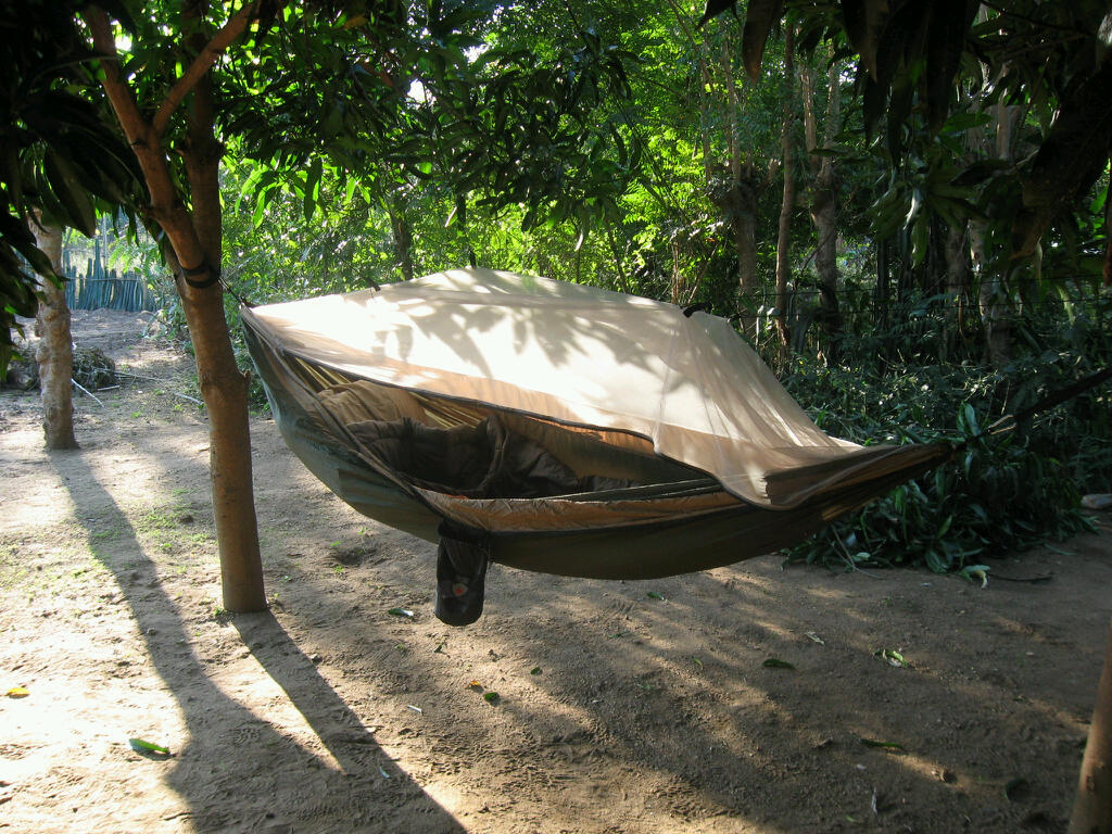 Gear Review Grand Trunk Skeeter Beeter Pro Hammock