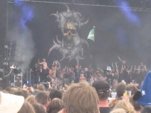 Sepultura Wacken 2012