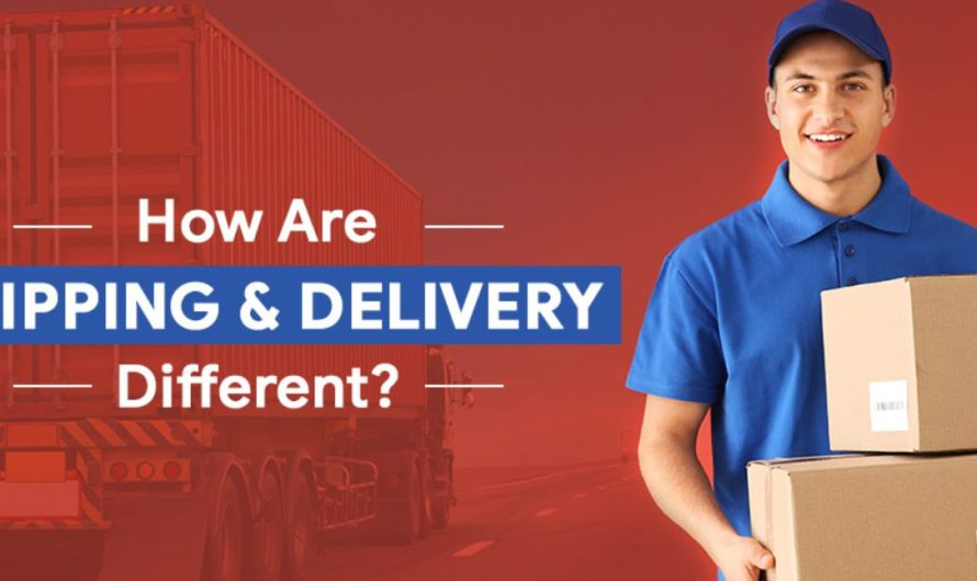 What does with delivery courier meaning for DHL?
