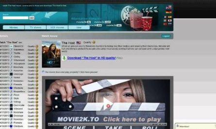 Movie2k is safe to use?