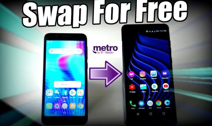 How do metro pcs change phone