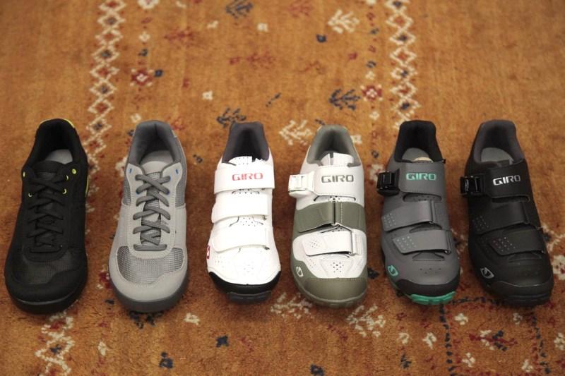 Giro Shoes