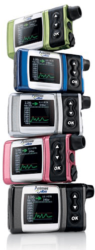 Animas vibe insulin pumps