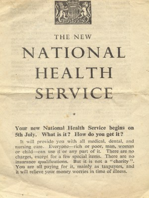 nhs creation leaflet