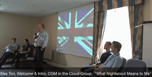 Presenting Nightscout at CWD FFL 2015 - the videos