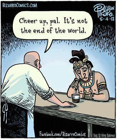misunderstood mayan