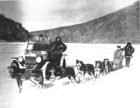 Alaska Commute