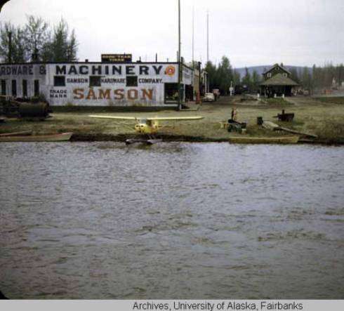 Samson Hardware Float Plane