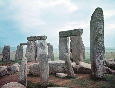 Stonehenge Kessel 1955