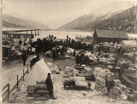 Dyea, AK 1898