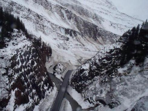 Valdez Avalanche 2014