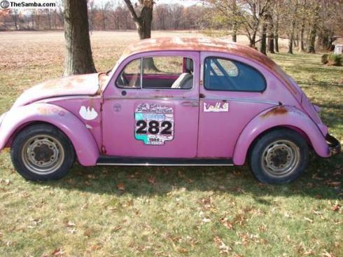 La_Carrera_Panamericana_Veteran_1956_VW_Beetle
