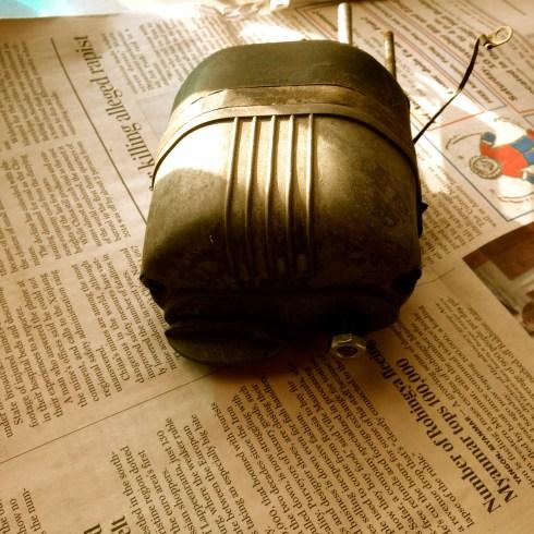 Lucas Series IIa Wiper Motor