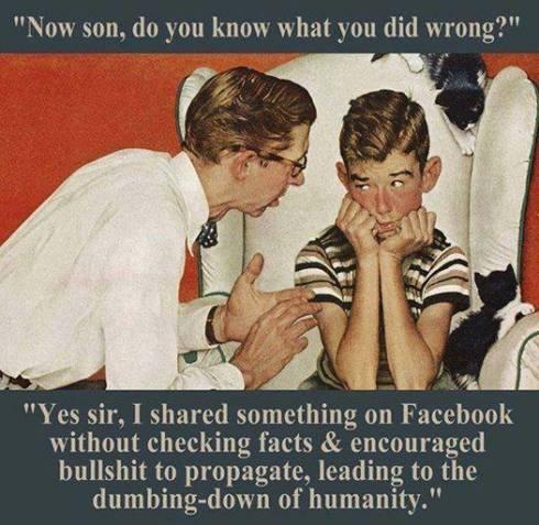 Facebook Evils