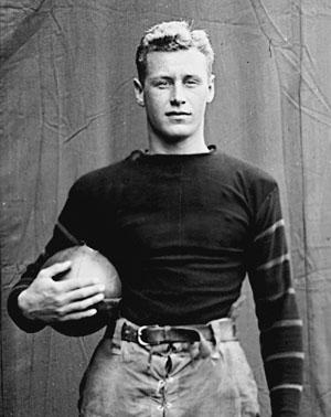 Hobey Baker - Princeton football