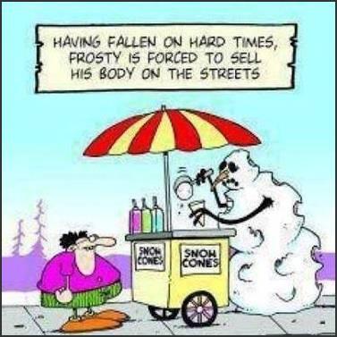 Frosty hits Rock Bottom