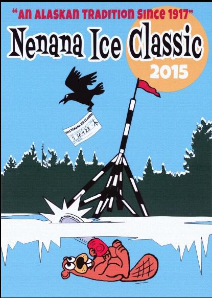 Nenana Ice Classic 2015