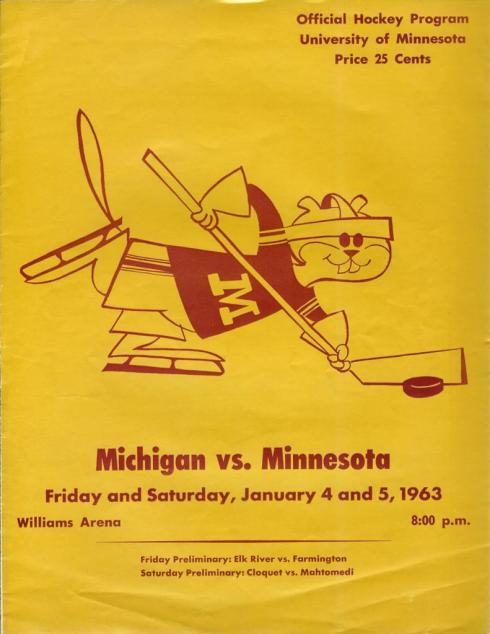 Minnesota_vs_Michigan_1963_Program_large