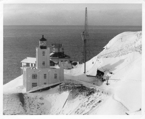 Scotch Cap Lighthouse