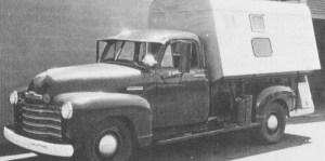 McQueen's Chevy 1 ton